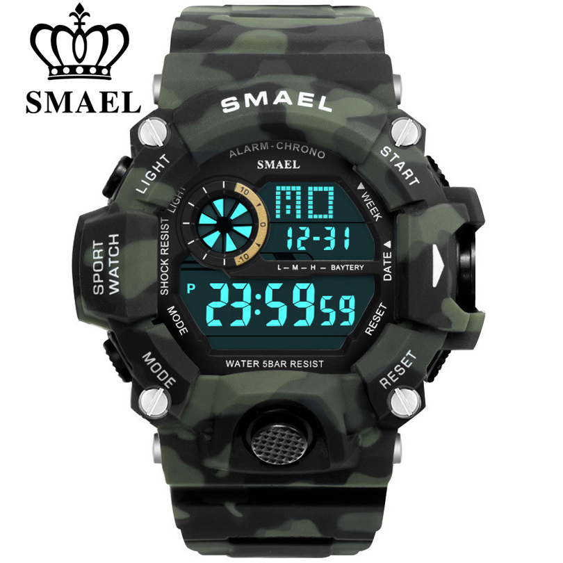 SMAEL Men Sports Watches…