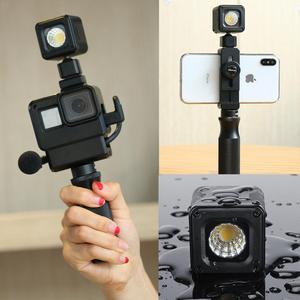 Image 5 - 울란지 l1 프로 방수 조광기 led 비디오 라이트 5600 k w 20 색 필터 드론 dji osmo 포켓 gopro 7 dslr 카메라 용 led 램프