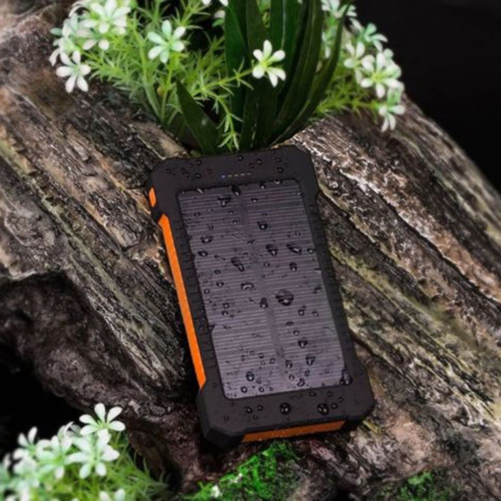 30000mAh Portable Solar External Battery Charger 1