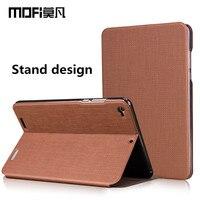 Xiaomi mi pad 3 caso de 7.9 pulgadas caso MOFi xiaomi mi pad3 cubierta xiaomi mipad 3 cuero de la tableta de nuevo capas de silicio mipad3 flip caso