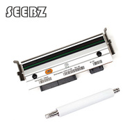 NEW Compatible 79800M Thermal Printhead Rubber Roller For ZM400 203DPI Printhead Free Shipping