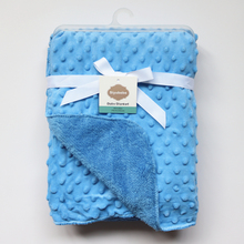 Baby Coral Fleece Blanket Newborn Kids Swaddling Wrap Thicken Lamb Multi-function Blankets Infant Bebe Bedding Blankets 76*102CM