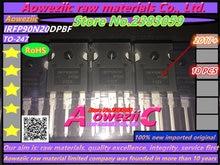 100% νέο πρωτότυπο εισαγόμενο IRFP90N20DPBF IRFP90N20D FP90N20D TO247 αποτέλεσμα πεδίου τριών πόλων 200V 90A