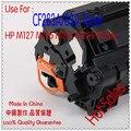 Compatível cartucho de toner hp cf283a 83a, impressora cartucho de toner para hp laserjet m125 m127 m201 m225, 83a toner para impressora hp