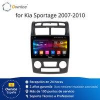 Ownice K1 K2 Octa 8 core 2 DIN car radio Stereo for KIA Sportage 2007 2008 2010 android 8.1 car dvd gps player 4G SIM Carplay