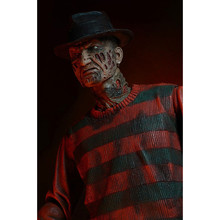 18cm Robot model A Nightmare on Elm Street Freddy Krueger 30th PVC Action Figure Collectible Toy