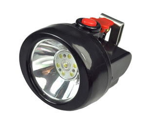 Led Cap Lamp 1W Samll For Hunting Mining Camping Working Light Free Shipping KL2.5LM