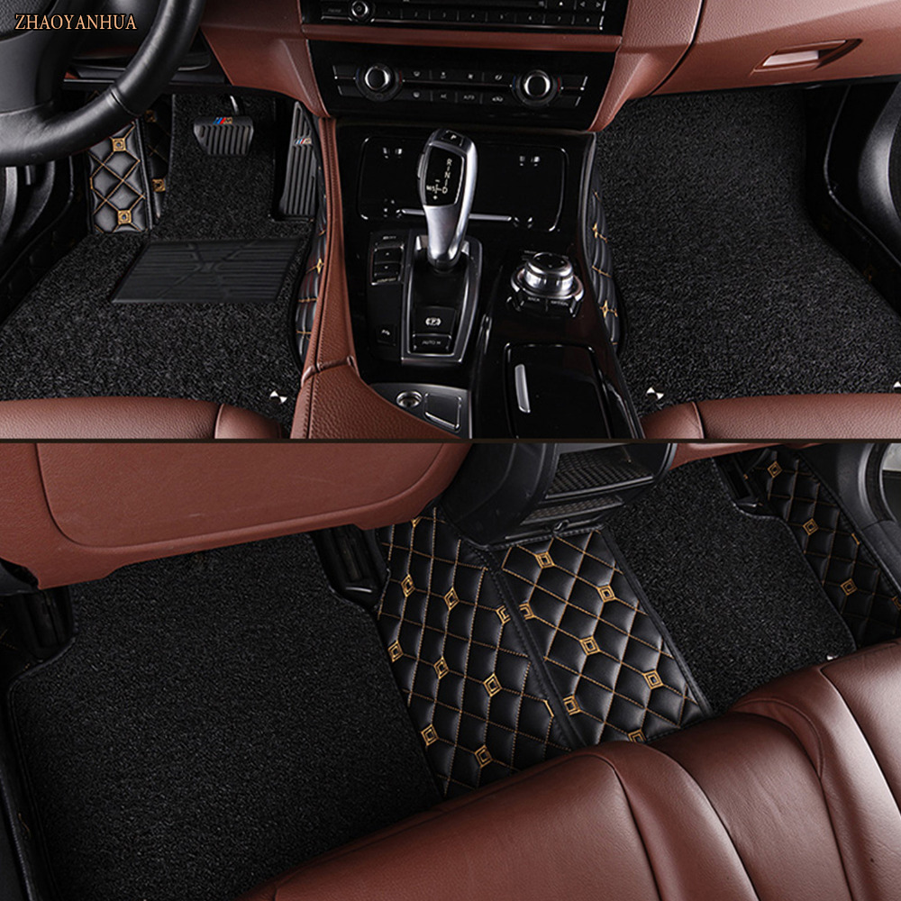 Zhaoyanhua Car Floor Mats Made For Hyundai Sonata Tucson