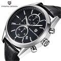 Hombres Reloj 2017 Reloj de Cuarzo de Los Hombres Relojes de Primeras Marcas de Lujo Famoso Reloj de Acero Hombre Reloj Relogio masculino Hodinky