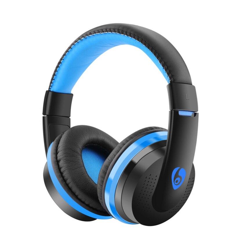 Noise MX666 Cancelling Headphones Bass Headphone Wireless FM Headset Earphone with Micro-SD Card Slot Microphone FM