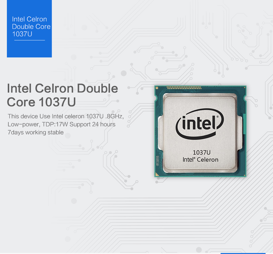 Linux Ethernet Gigabit Celeron 6