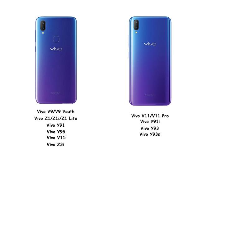 BLACKPINK pop silicone Paint Case For Vivo V9 Youth V11i V11 Pro V17 Neo  Y85 Y91 Y91i Y93 Y93s Y95 Lite Y91c Phone Printed Skin