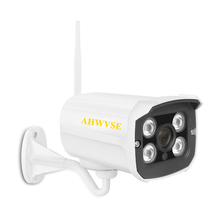AHWVSE Yoosee Full HD 1080P Wifi IP Camera ONVIF P2P Email Alert Wireless Wired CCTV Outdoor Camera SD Card Slot Max 64G