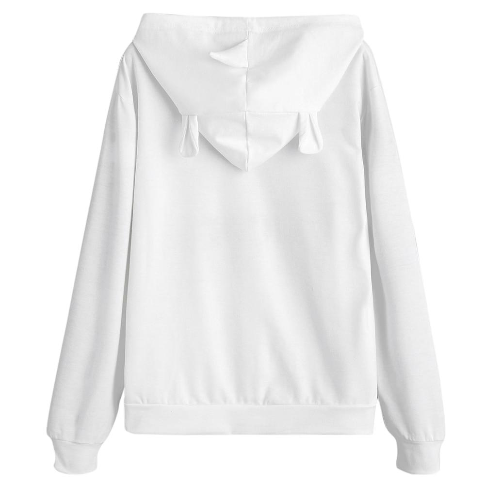 I am a Unicorn Long Sleeve Hoodie Sweatshirt