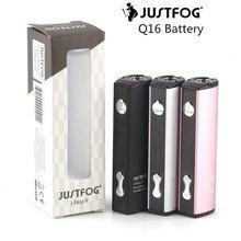 Оригинальный justfog Q16 Батарея 900 мАч литий-ионный аккумулятор для justfog Q16 комплект jeasy 9 vv Батарея электронные сигареты kit
