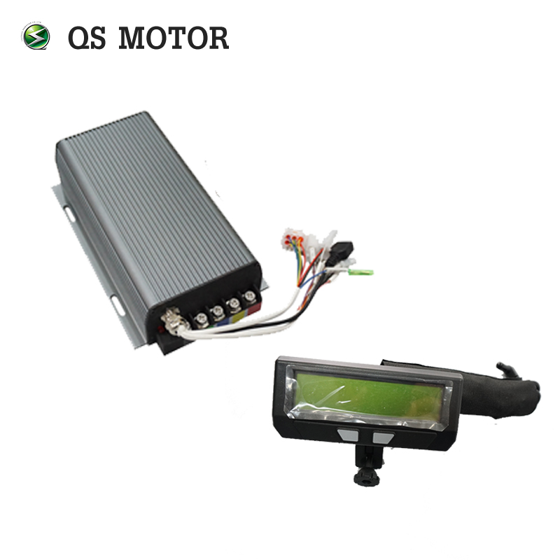 Sabvoton SVMC72150 Controller For E-Bicycle Motor, Bruless DC Controller With Bluetooth Adapter And CA3-DP Speedometer