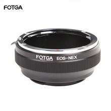 Fotga Adapter Ring Camera Ringen Voor Canon Eos Ef Lens Sony E Mount NEX 3 NEX 7 6 5N A7R Ii iii A6300 A6500