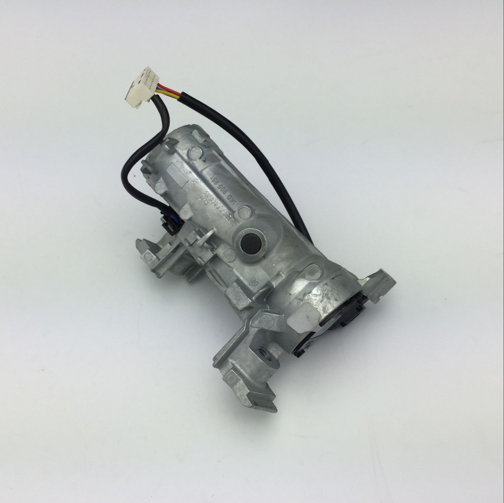 for VW Passat B5 Tiguan Golf MK6 MK7 Audi Q3 A1 A3 Skoda Octavia Superb Steering Lock Ignition Switch Starter 1K0 905 851 B 1pcs original high quqlity ignition coil for vw golf mk7 passat b8 06k 905 110 h
