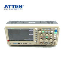 Широкоформатный 100 М двойной осциллограф осциллограф Atten GA1102CAL 1 Г выборки