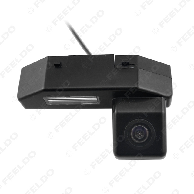 High Quality HD CCD Car Parking Reversing Backup Rearview Camera For  Mazda 6 Third generation #FD-3157