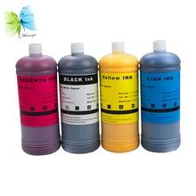 4 x 1000ml Refill Dye Ink Kit For Epson T7011-T7014 WP-4025DW WP-4535DWF WP-4545DTFW WP-4015DN WP-4525DNF Printer