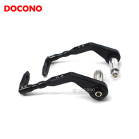 Universal Motorcycle CNC Brake Clutch Levers Guard Protector For Kawasaki Er6f Er6f Ninja Zx 250 250R