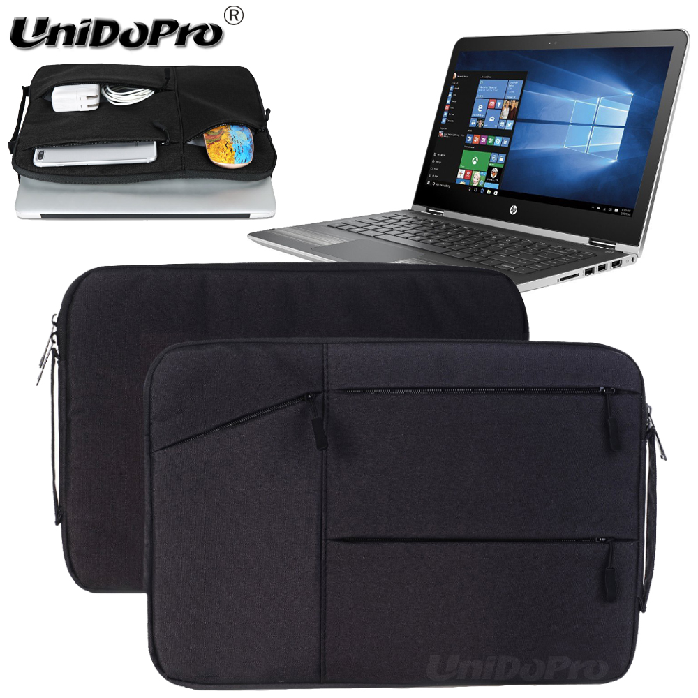 Unidopro Multifunctional Notebook Handbag Sleeve Briefcase