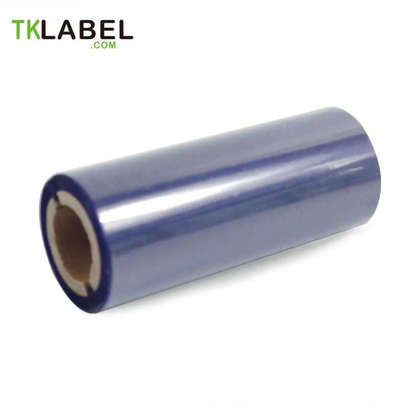 Белая цветная лента термопереноса 110 мм x 100 metersResin лента для Принтеры штрих-кода 1 дюйм ядро