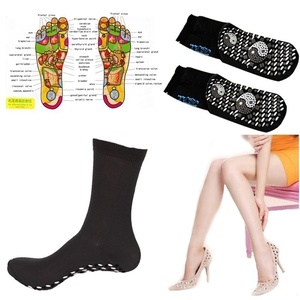 Image 3 - New Self Heating Health Care Socks Tourmaline Magnetic Therapy Comfortable And Breathable Massager Winter Warm Foot Care Socks