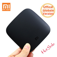 Original Xiaomi Mi 3 3S BOX TV Android 6 0 2G 8G Smart 4K Quad Core
