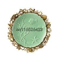 Европейский тип Домашний Декор творческих керамические украшения диск домашнего интерьера стене висит табличка