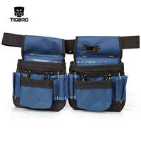 Kit Package Technician Pockets Double Pouches High Altitude Maintenance Purse Hardware Tools DB010