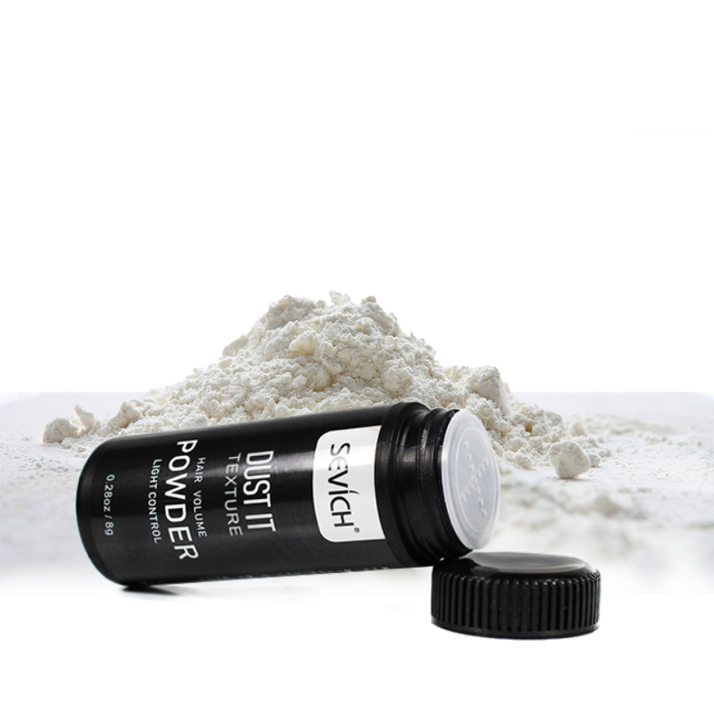Sevich 8g Unisex Hairspray Best Dust It Hair Powder Mattifying Powder Finalize The Hair Design Styling Gel 2