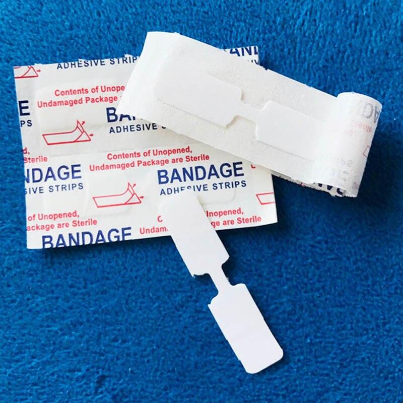 10Pcs/Box Waterproof Adhesive Wound Closure Band Aid Emergency kit Adhesive Bandages