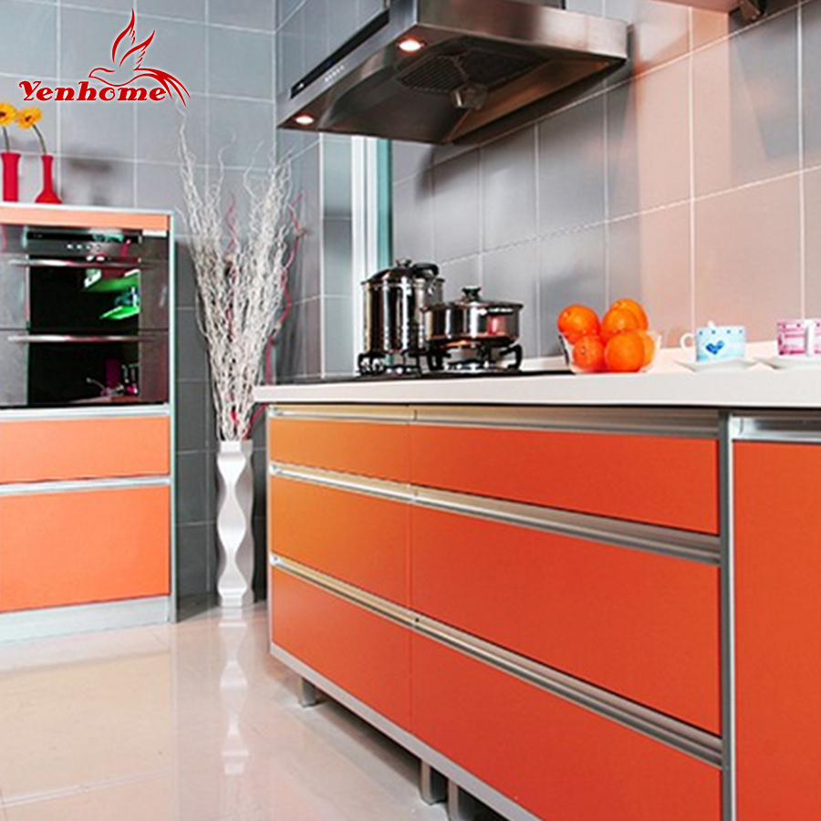 aliexpresscom buy 3m new pearlescent diy decorative With best brand of paint for kitchen cabinets with redfish sticker