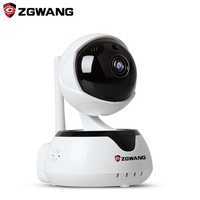 ZGWANG 720P HD Wifi IP Camera Wireless CCTV Home Security Surveillance Camera IR Night Vision Baby