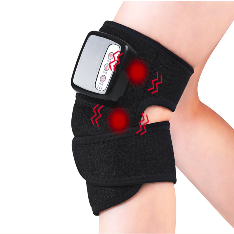 1 PC Knee Shoulder Elbow Massager Far Infrared Joint Heat Therapy Physiotherapy Massage Tool Arthritis Recovery