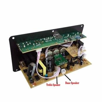 Amplifier Board Subwoofer Karaoke DIY Trolley speaker 4