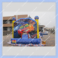 Надувные вышибала/МИНИ надувные 3 м на 3 м/Автомобили прыжки вышибала/Коммерческая Качества Надувные Надувной Замок для Вас