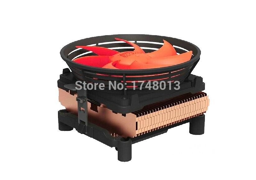 100mm, 10cm fan, 4 pin fan PWM, for LGA 775/1150/1155/1156,for 939/AM2+/AM3+, CPU Cooler, CPU fan Radiator, PcCooler Q100M