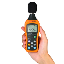 лучшая цена PM6708 LCD Digital Audio Decibel Sound Noise Level Meter dB Meter Measuring Logger Tester 30 dB to 130 dB