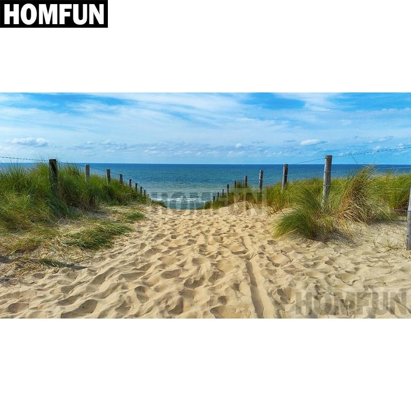 A02108     Seaside beach