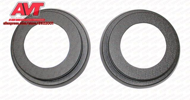 Pads für die hinter bremstrommeln für Renault Duster/Kaptur kunststoff ABS schutz geprägte funktion auto styling zubehör