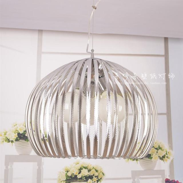 Moderne kurze Personalisierte lampe aluminium ball pendelleuchte ...