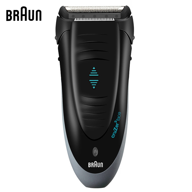Braun Electric Shavers Cruzer 3 Styling Tools Rechargeable Shaving Razors Waterproof Safety Razors For Men braun electric shavers 5030s rechargeable reciprocating blades high quality shaving safety razors for men