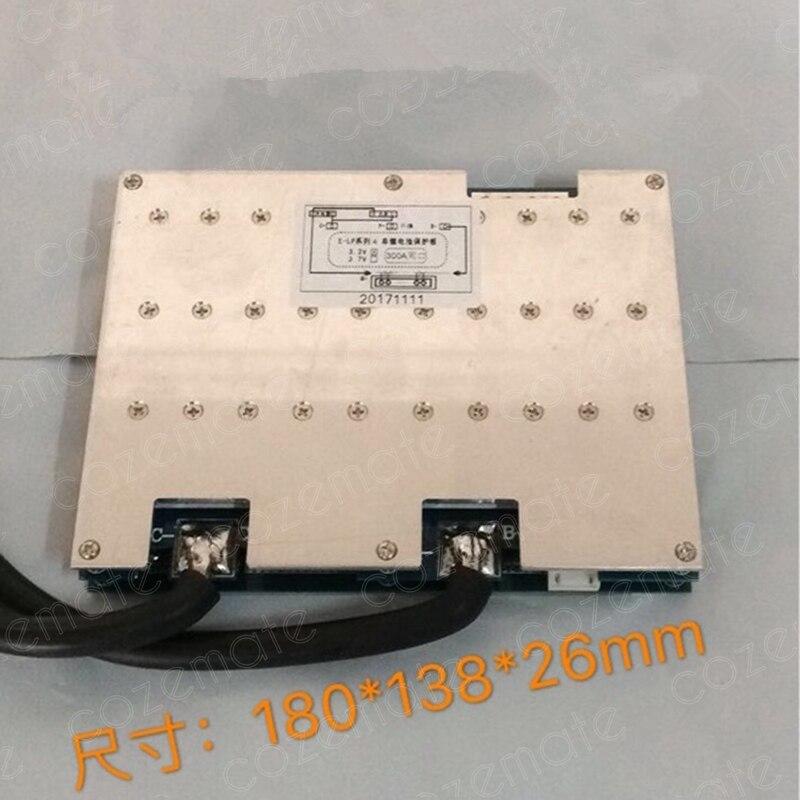 96v Lifepo4 108v 30S 200A BMS High Discharge Battery BMS for 10000w Inverter 96v Batteria Engine