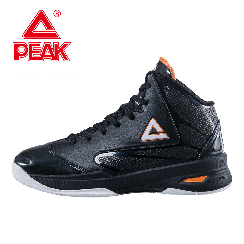 PEAK SPORT Speed Eagle IV Concept Models Men Basketball Shoes Breathable Athletic Sneakers Cushion-3 REVOLVE Tech Ankle Boots peak sport lightning ii men authent basketball shoes competitions athletic boots foothold cushion 3 tech sneakers eur 40 50