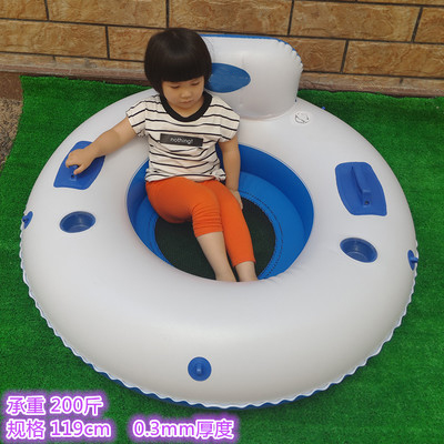 Water InflatablWater Play Toy Inflatable Kid Toy Swam Outdoor Children Float Inflatable Swan Ring Summer Holiday Water Fun Beach