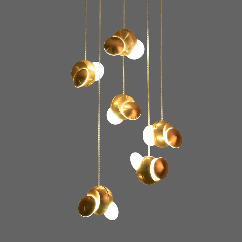 Led Pendant Shop Lights: Modern Small Pendant Lamp For Shop Decorative Led Drop