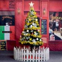 Новогодний подарок 1.5 м/150 см светоизлучающий украшения пакет Рождество украшения расположены детская mall
